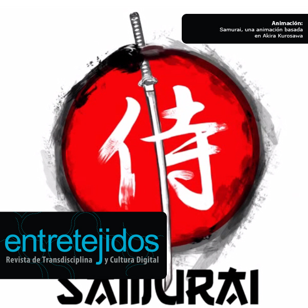 Animación 2D: Samurái