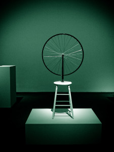 Rueda, Marcel Duchamp