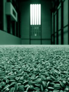 Semillas de girasol, Ai Weiwei.