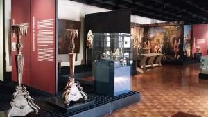 1Sala de Historia del Museo Regional de Puebla.