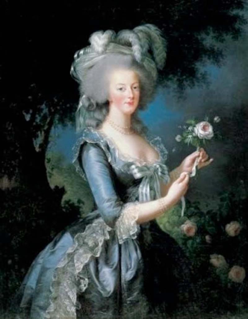 Imagen 2. La reina María Antonieta. Créditohttp://www:bing.com