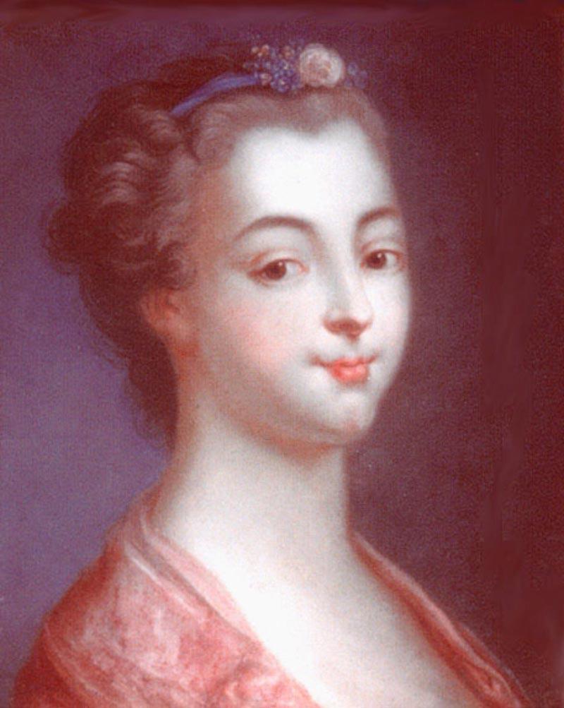 Retrato de Marie-Jeanne Rose Bertin, la ministra de modas. Crédito: http://wwwbing.com