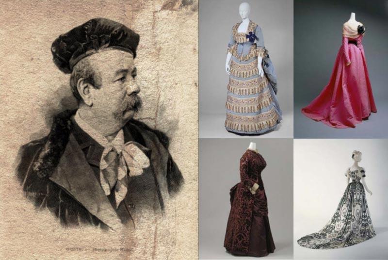 En el S. XIX a Charles Fréderik Worth se le consideró el padre de la alta costura. Fuente Cruz Bermeo blogspot.mx