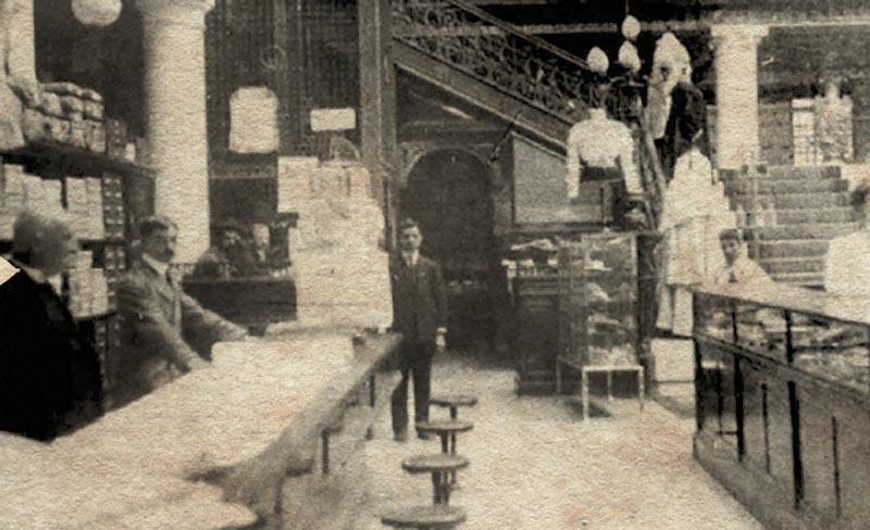 Interior de El Palacio de Hierro. Crédito: http://www.ruizhealytimes.com