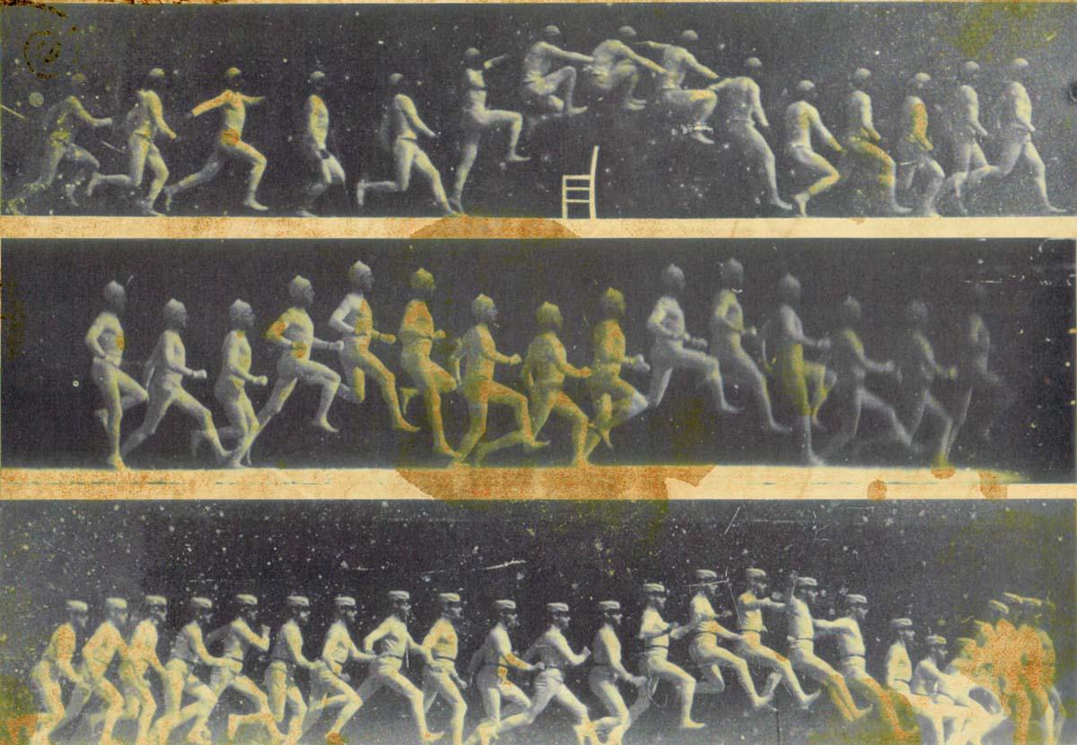 Los experimentos fotográficos de Jules Marey. Fuente: pforphoto.wordpress.com