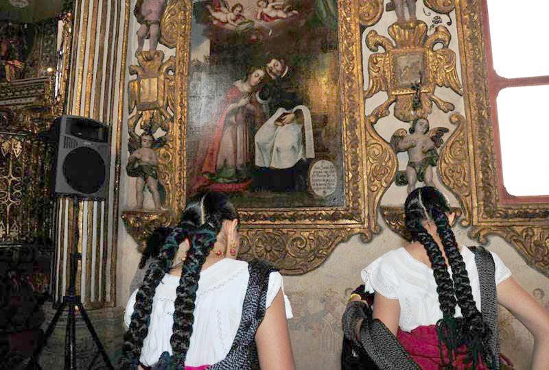 Capilla del Santo Cristo de Tlacolula. Tlacolula de Matamoros Oaxaca. ciudadania-express.com