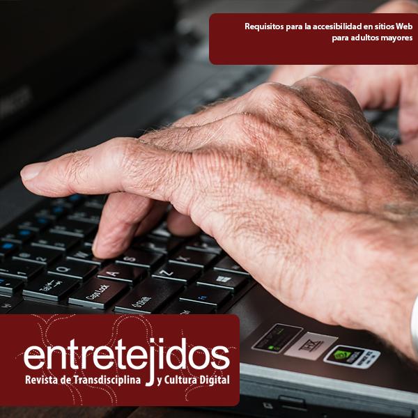 Requisitos para la accesibilidad en sitios Web para adultos mayores
