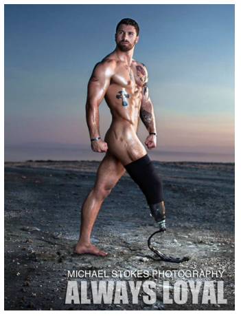 Imagen 8. Veterano de guerra, Michael Stokes