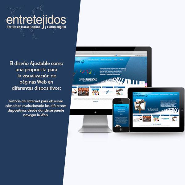 El diseño Ajustable como una propuesta para la visualización de páginas Web en diferentes dispositivos
