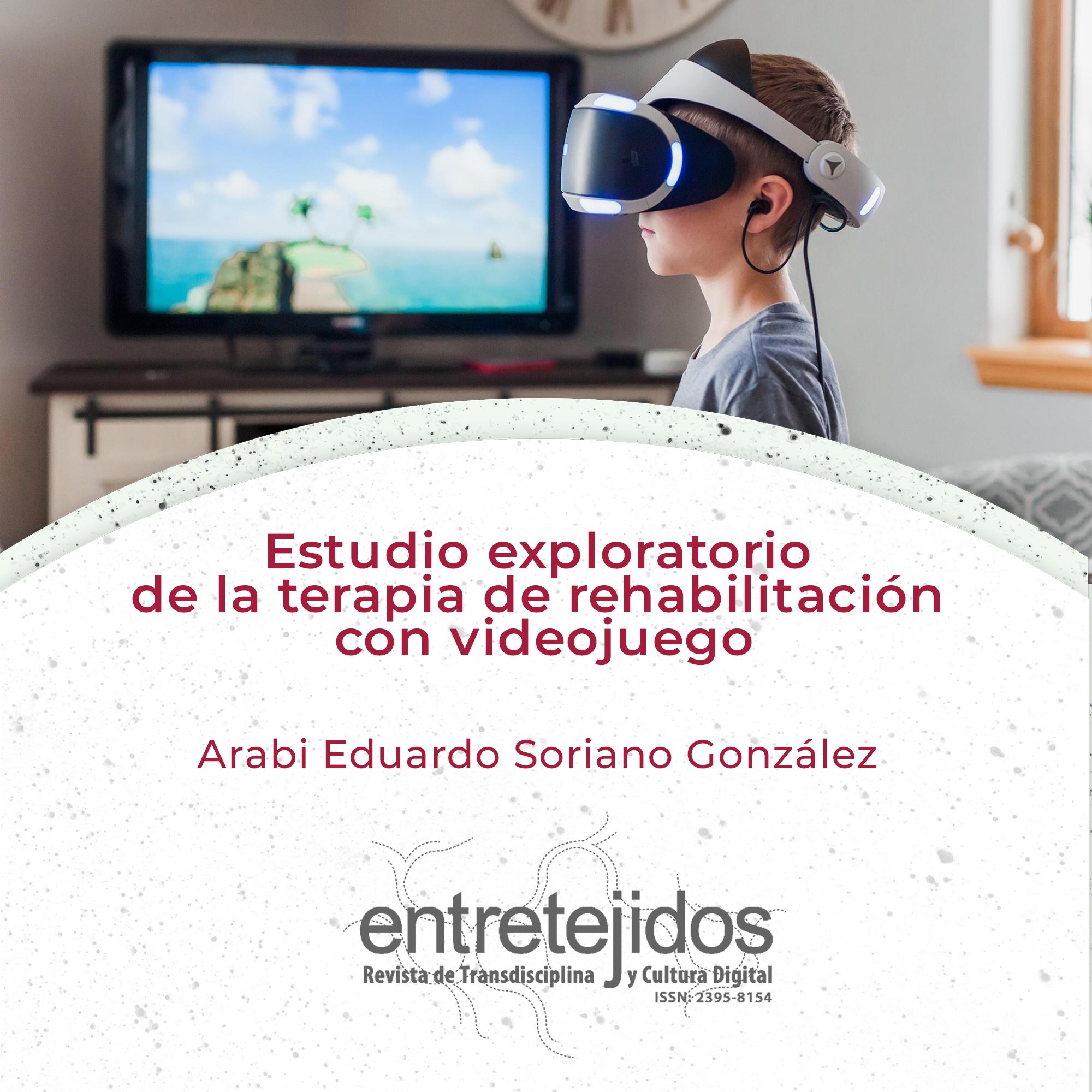 Estudio exploratorio de la terapia de rehabilitación con videojuego