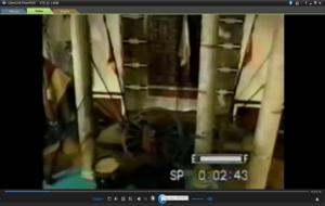 """Imagen 5. Museo Nacional de las Intervenciones. Sala de """"Introducción"""",¿1981? Captura de pantalla"""