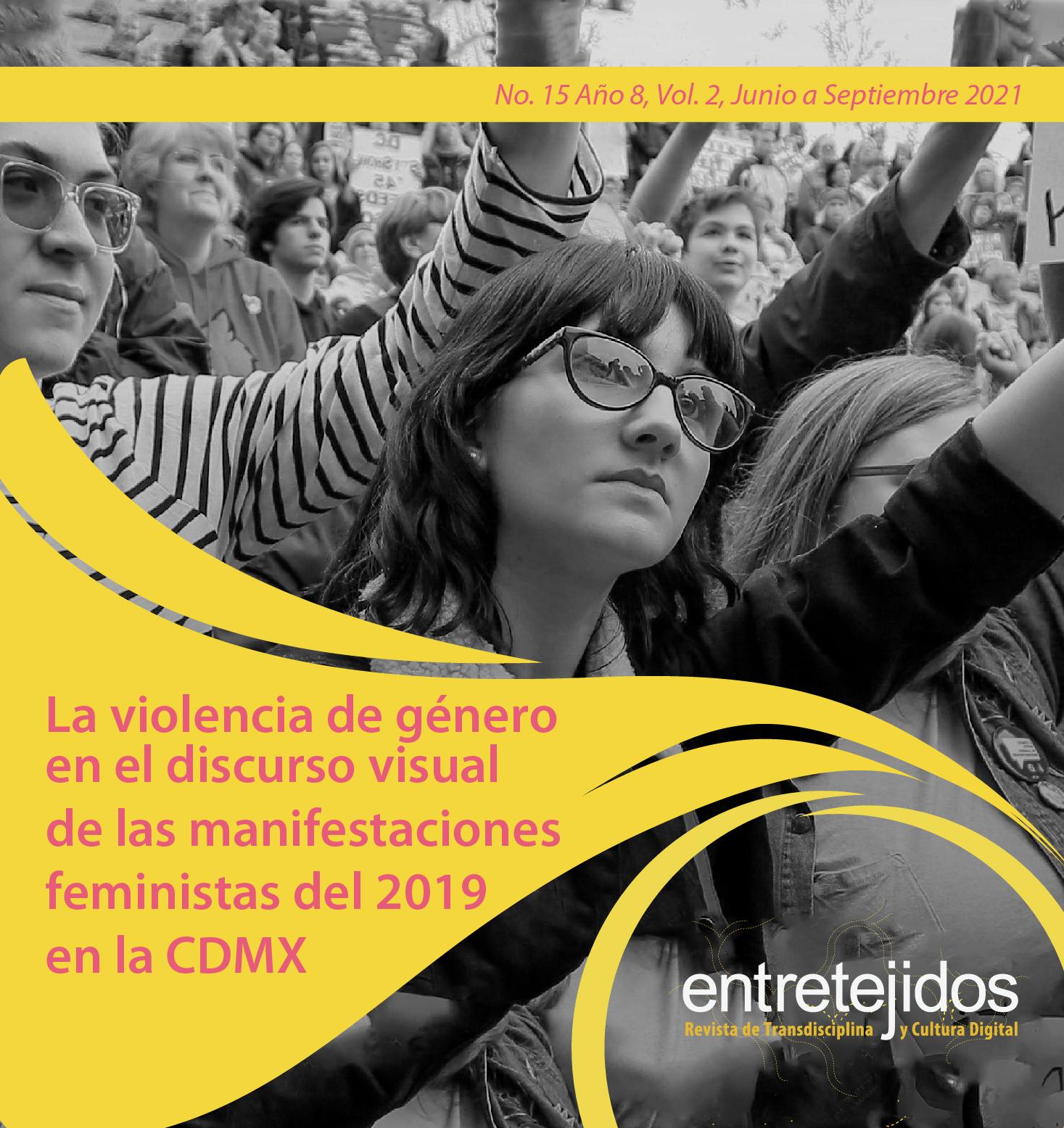 La violencia de género en el discurso visual de las manifestaciones feministas del 2019 en la CDMX